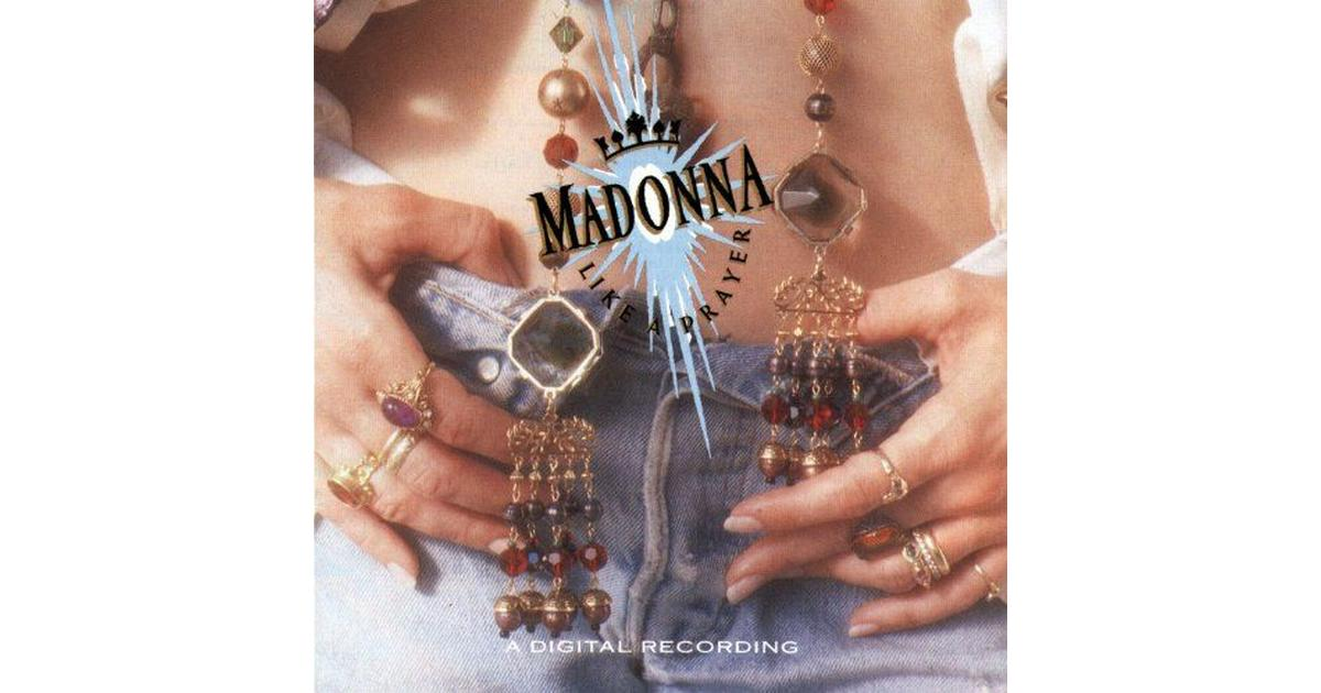 Madonna Like A Prayer Vinyl Compare Prices